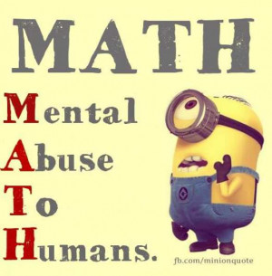 fun math fun math meaning mental abuse to humans share on facebook ...