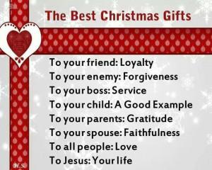 Best gifts year round