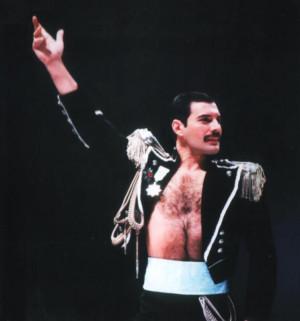 Freddie Mercury Freddie Mercury - Fashion Aid