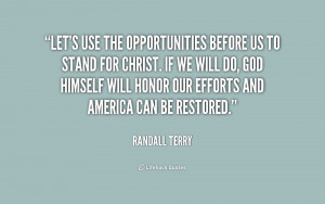 Randall Terry Quotes