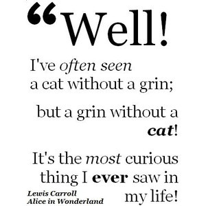 Quotes From Alice in Wonderland Lewis Carroll
