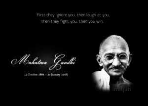 Awesome Quotes Pictures Images Photos: Mahatma Gandhi Quote Inspiring ...
