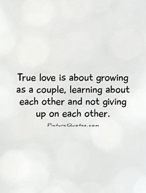 Love Quotes Couple Quotes Not Giving Up Quotes Marriage Advice Quotes ...