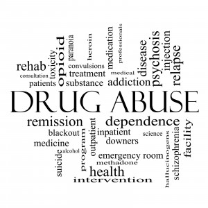 substance abuse recovery word search