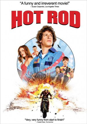 Hot Rod (US - DVD R1 | HD)