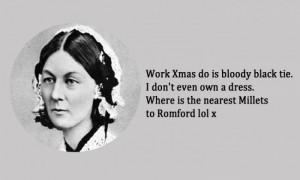Florence Nightingale Quote Of Florence Nightingale