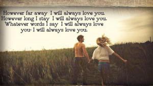 Romantic I Love You Quotes Wallpaper – HD Wallpaper