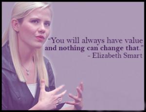 Elizabeth Smart Quotes (Images)