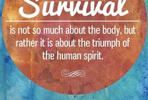 Survival Quotes and Saying