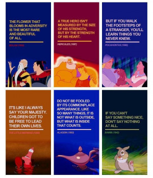 Funny Friendship Quotes From Disney Movies #1