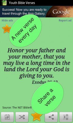 Inspirational Bible Quotes Youth ~ Inspiring Bible Verses-Youth ...