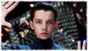 Andrew (Ender) Wiggin in the 2013 film