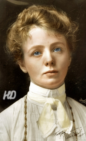 Maude Adams Hattie James