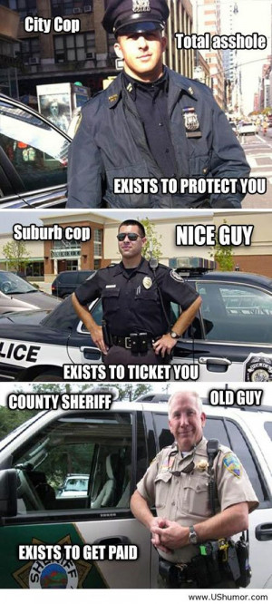 Funny police man US Humor - Funny pictures, Quotes, Pics, Photos, I...