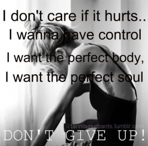Thinspiration with quotes