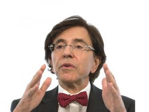 QUOTE : Premier Elio Di Rupo,