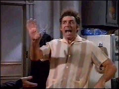 listen to kramer freak out when jerry gets engaged when kramer had a ...