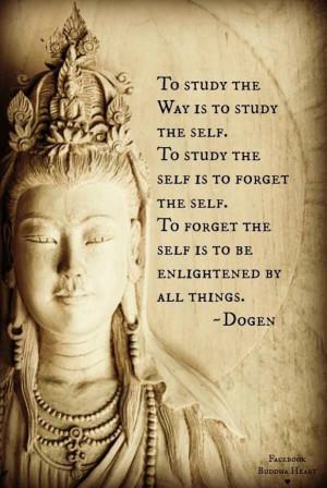 Dogen Quote