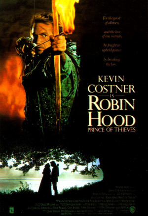 Here are some quotes from one of my favorite movies...Robin Hood ...