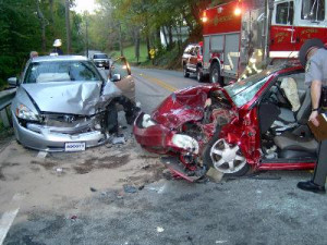Our firm deals with cases involving children injured in collisions ...