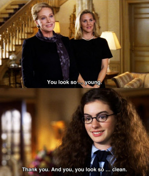 The Princess Diaries (2001) - Quotes