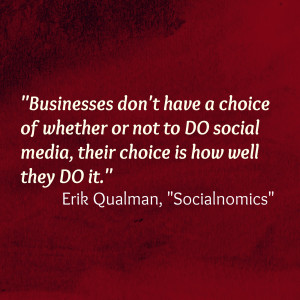 Best Quotes-Qualman-Business-quote-
