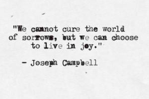 joseph campbell | Tumblr