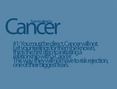 how to attract a cancer # cancer # cancersign # cancerzodiac