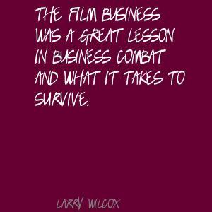 Larry Wilcox's quote #3