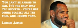 Lebron James Quotes About Life Quote wednesday lebron james