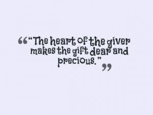 quotes from the giver