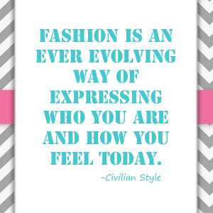 Back > Quotes For > Vintage Quotes About Fashion