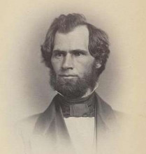 Galusha Grow, father of the Homestead Act (Library of Congress)