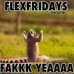 Flex Fridays!