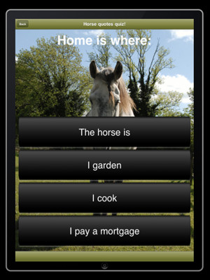 Horse Quotes And Sayings App shopper: horse quotes
