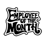 Employee of the month tee