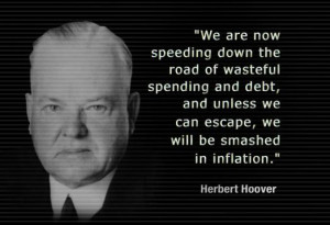 Herbert Hoover Great Depression Quotes