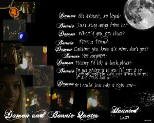 Damon-and-Bonnie-Quotes-Season-One-1x07-Haunted-damon-and-bonnie ...
