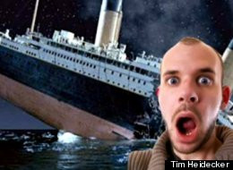 Tim Heidecker Titanic Song Beats Bob Dylan The Punch Video