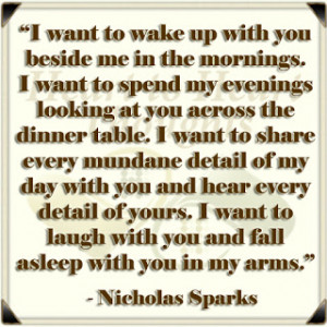 Fall Asleep With You In My Arms