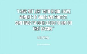 Elie wiesel night essay faith