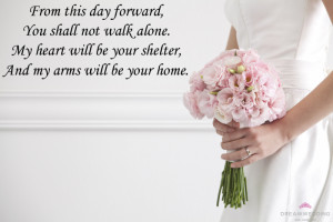 10 Beautiful and Romantic Quotes to use During your Wedding Ceremony