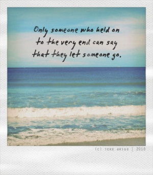 ... quotes typography sayings text photography someone end polaroid sea