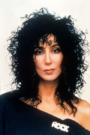 In 1987′s Moonstruck, Cher made a case for the wet-look perm. This ...
