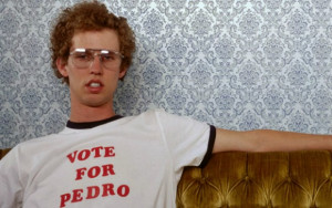"Ten reasons to watch ""Napoleon Dynamite"" on Sunday"