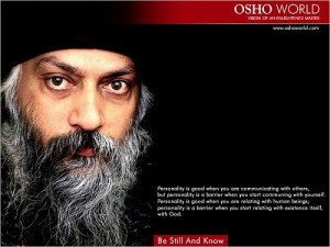 osho osho quotes in hindi about self