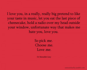 Love me... - quotes Photo