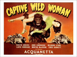 Captive Wild Woman: Quotes