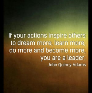 Inspire Others - Leadership Quote