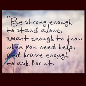 Below are some Strong Quotes (Moving On Quotes) , hopefully it can be ...